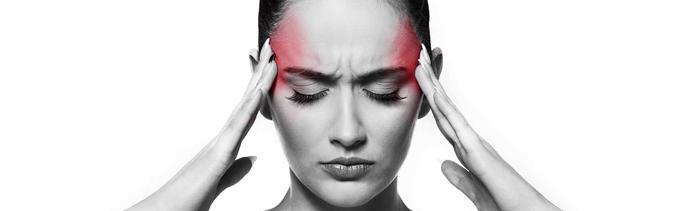 Los dolores de cabeza y las hernias discales