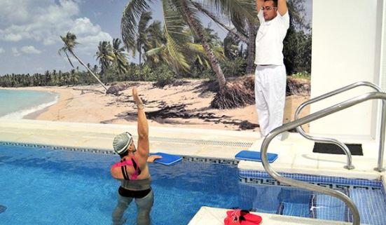 Beneficios de las clases de natación infantiles